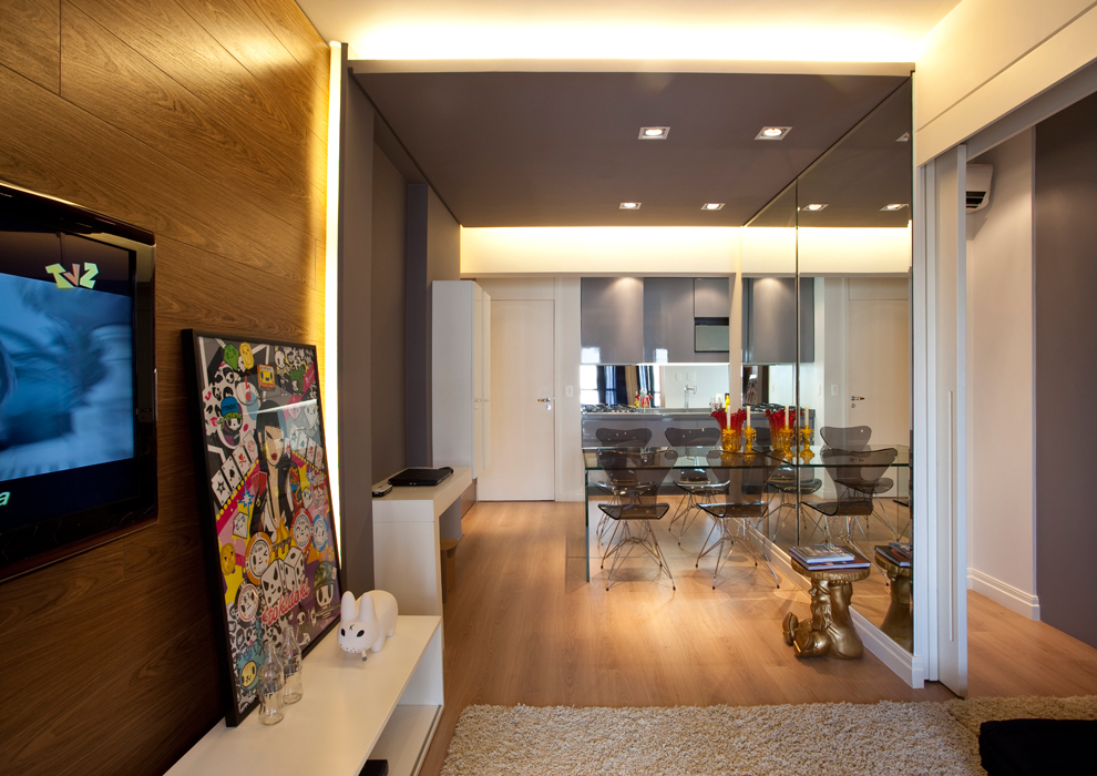 История дизайна квартиры