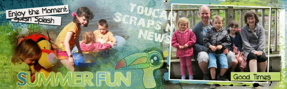 Toucan Scraps and News