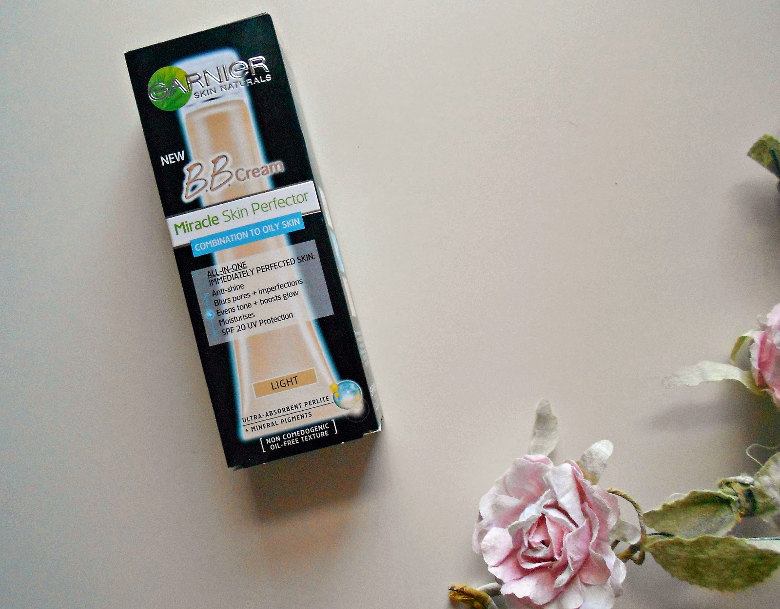 Garnier BB Cream Review
