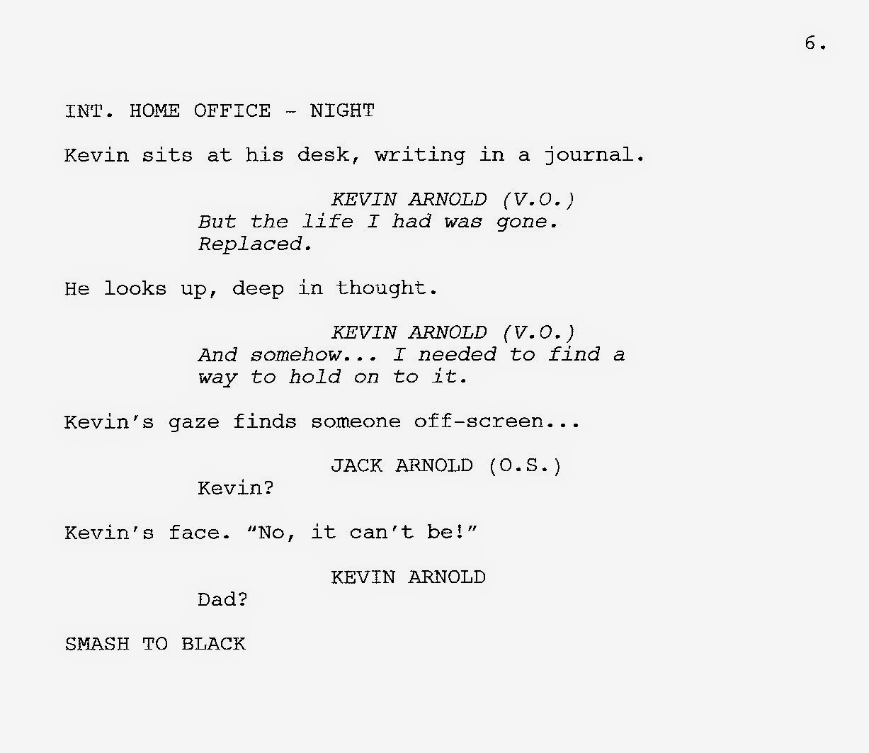 The Bitter Script Reader: April Fool\'s Reboot trailer script