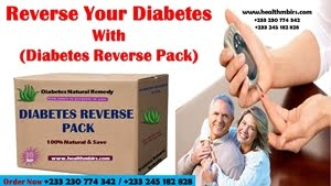 REVERSE YOUR DIABETES WITH DIABETES REVERSE PACK