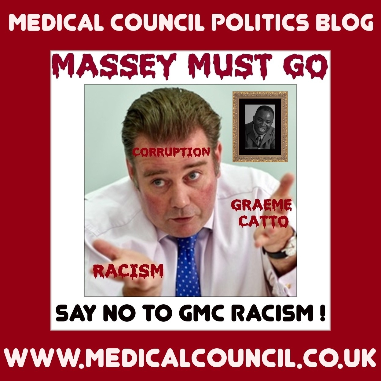 Massey Must Go