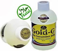 Obat Herbal Jelly Gamat Gold G