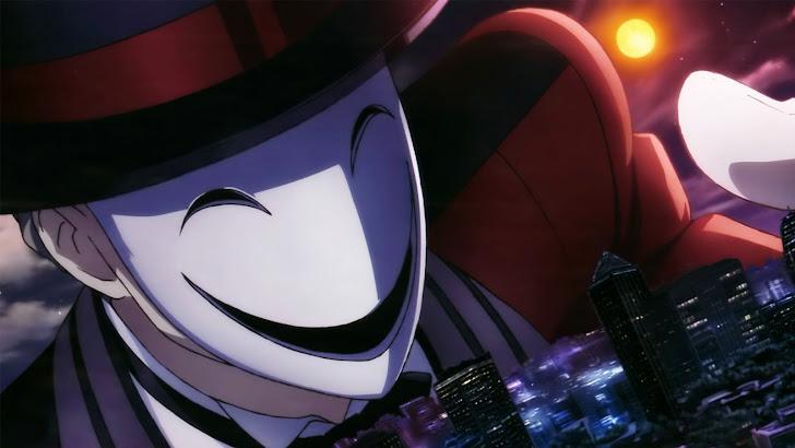 Kagetan Hiruko Black Bullet 13
