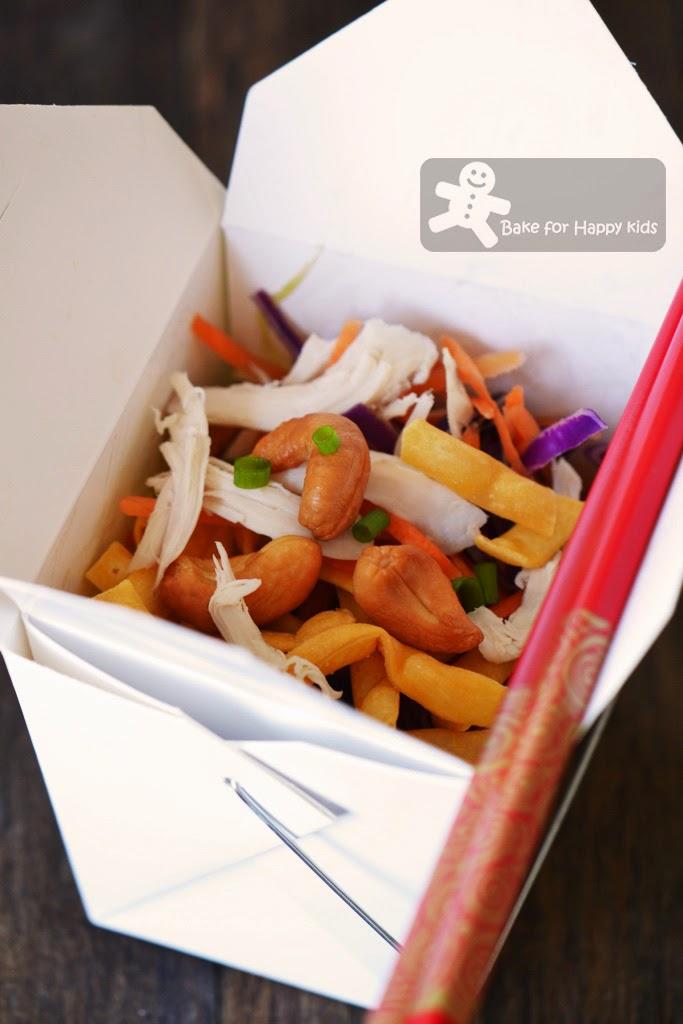 Chang's crunchy noodle salad