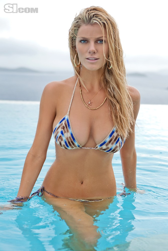 brooklyn decker swimsuit. Brooklyn Decker (SI Swimsuit