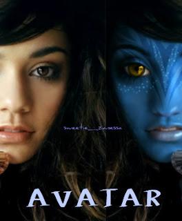 retouche photo Avatar