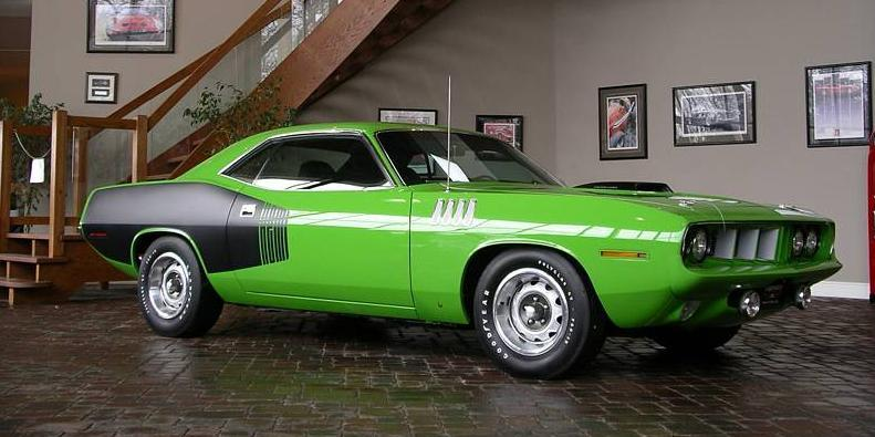 The Hottest Muscle Cars In The World Top Ten The Extreme