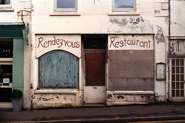 Rendezvous Cafe - Leon Daley