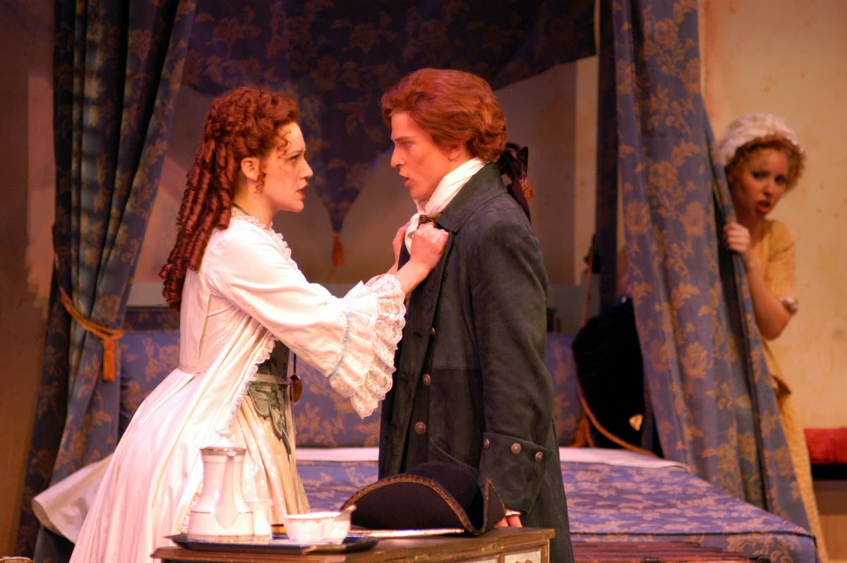 """the marriage of figaro The marriage of figaro: the marriage of figaro, comedy in five acts by pierre-augustin beaumarchais, performed in 1784 as la folle journée ou, le mariage de figaro (""""the madness of a day, or the marriage of figaro""""."""