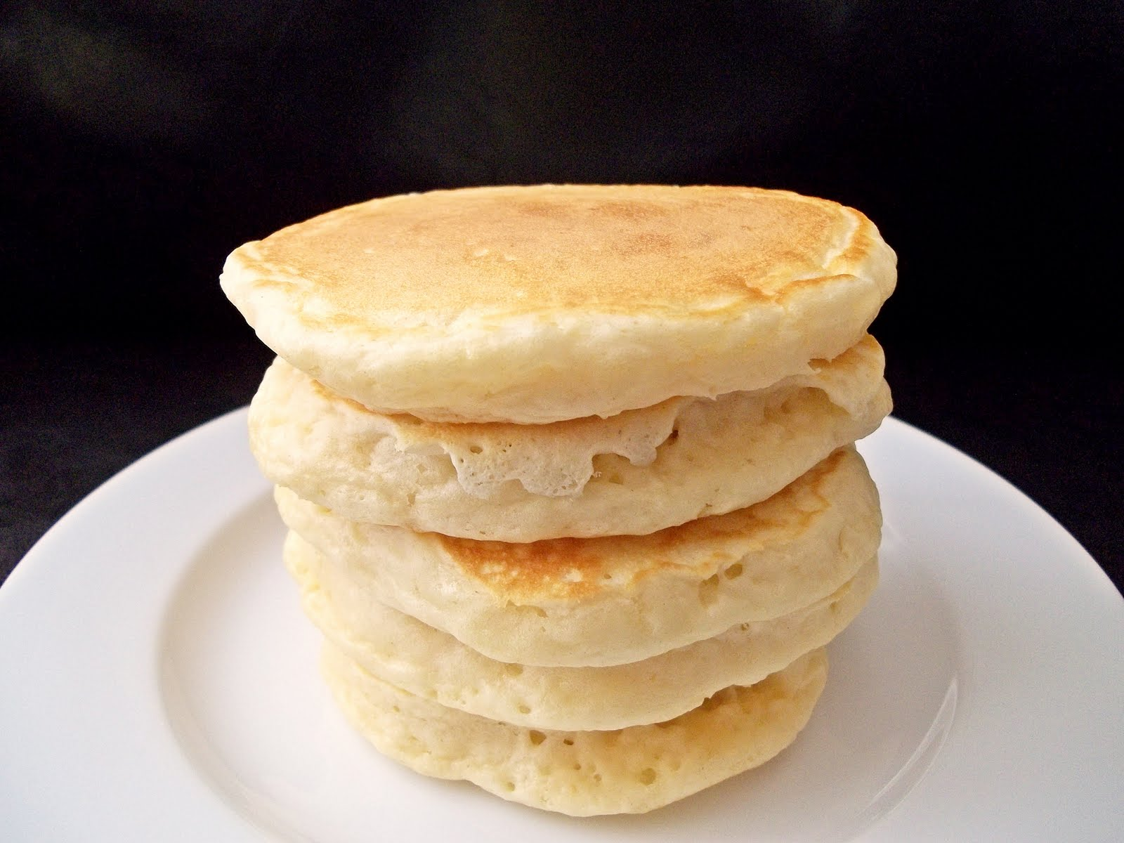 The Lonely Baker: Good Old Fashioned Pancake Recipe