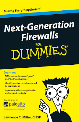 Free Security books for Dummies, DDOS, NGFW, IPS and more... UPDATED ...