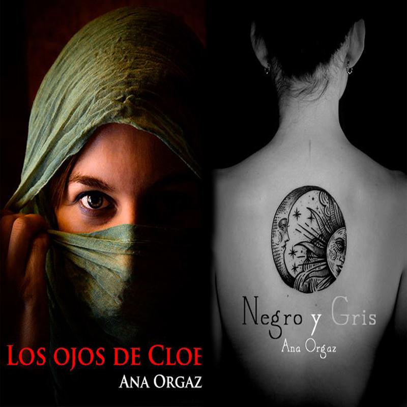 Los ojos de Cloe / Negro & Gris