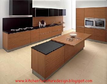 Modern Wood Cabinets