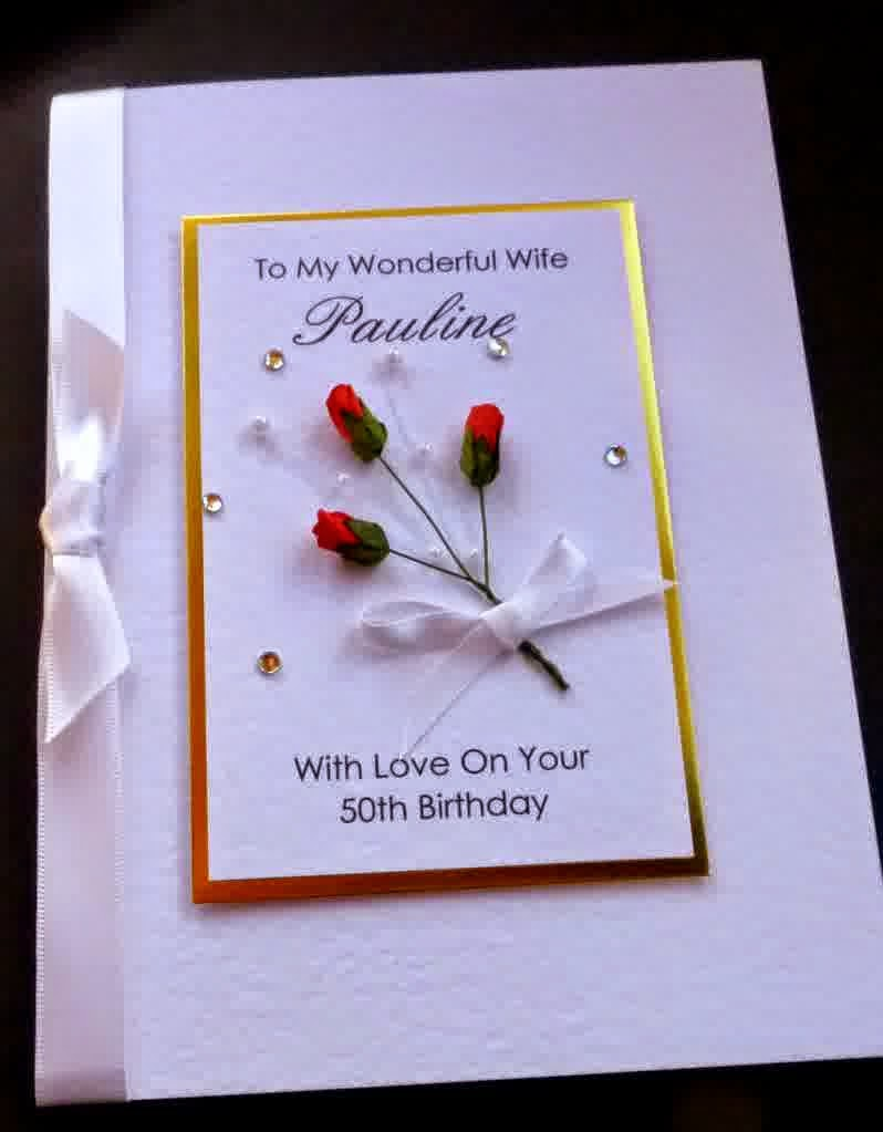 Chriss Card Craft The Benefits Of handmade Birthday Cards
