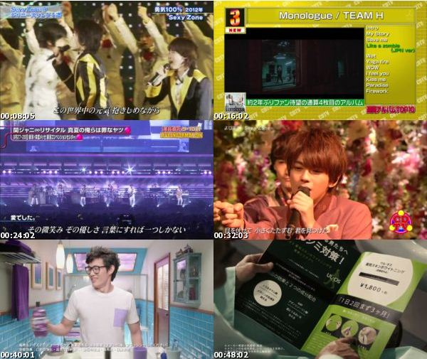 [TV-Variety] CDTV – 2016.10.22