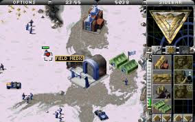 Command & Conquer:  Red Alert 1 | PC Game