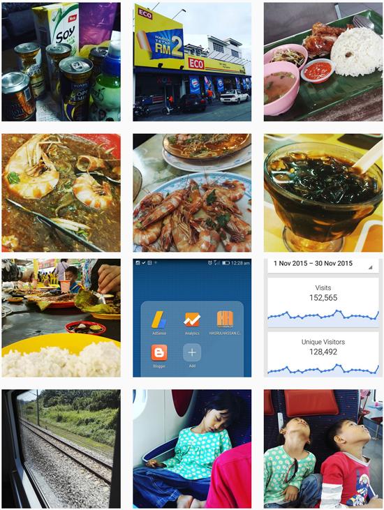 Senarai Instagram 100 Blogger Malaysia