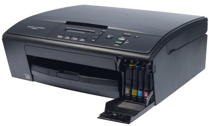 Printer Brother DCP-J140W Driver Download
