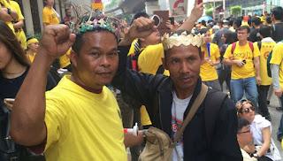 Orang Asli tuntut Najib berundur