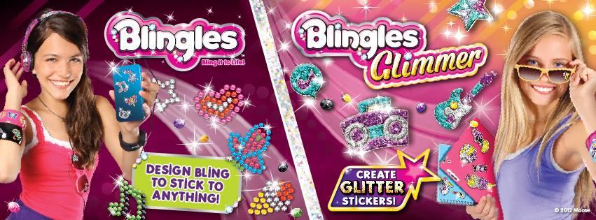Blingles and Blingles Glimmer