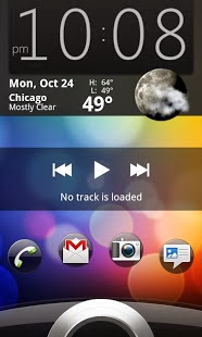 WidgetLocker Lockscreen app screenshoot