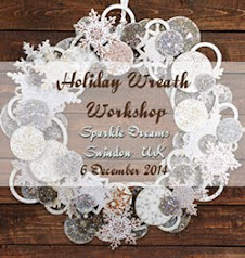 Come and join me for Holiday Wreath Workshop