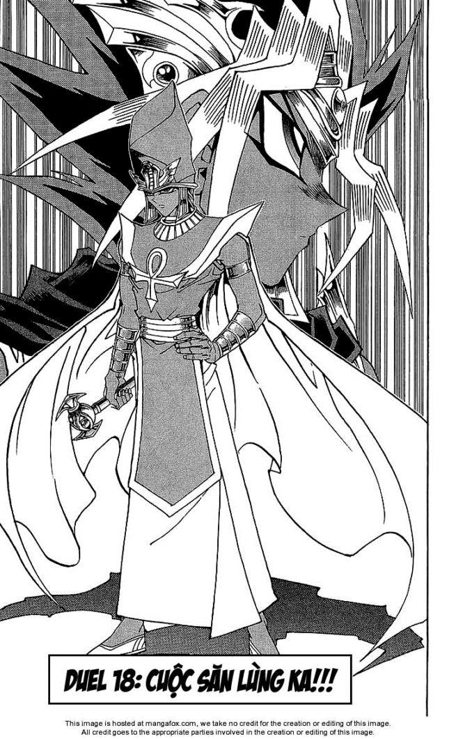 YuGi Oh – Vua Trò Chơi chap 296 Trang 1