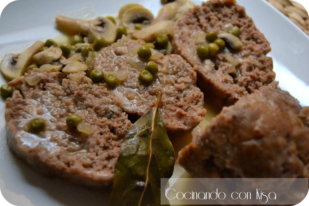 Cocinando con kisa albondig n en salsa fussioncook for Cocinando con kisa