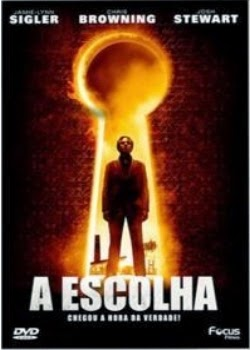 Download - A Escolha – DVDRip AVI Dual Áudio + RMVB Dublado ( 2014 )