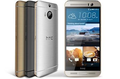 harga HTC One M9+
