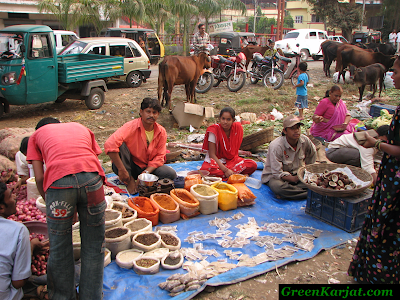 masala powder vendor