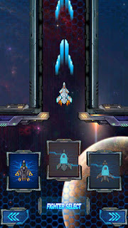 Screenshots of the Sky war: Thunder for Android tablet, phone.