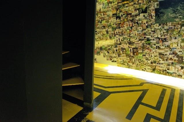奈義町現代美術館 太陽前室