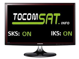 Status IKS/SKS Tocomsat.info