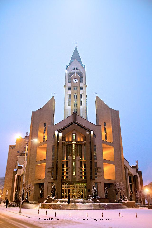 Catedrala Romano-Catolica Bacau