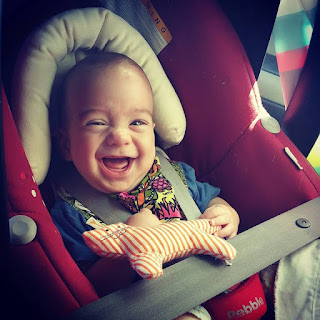 bebe sourire, amour
