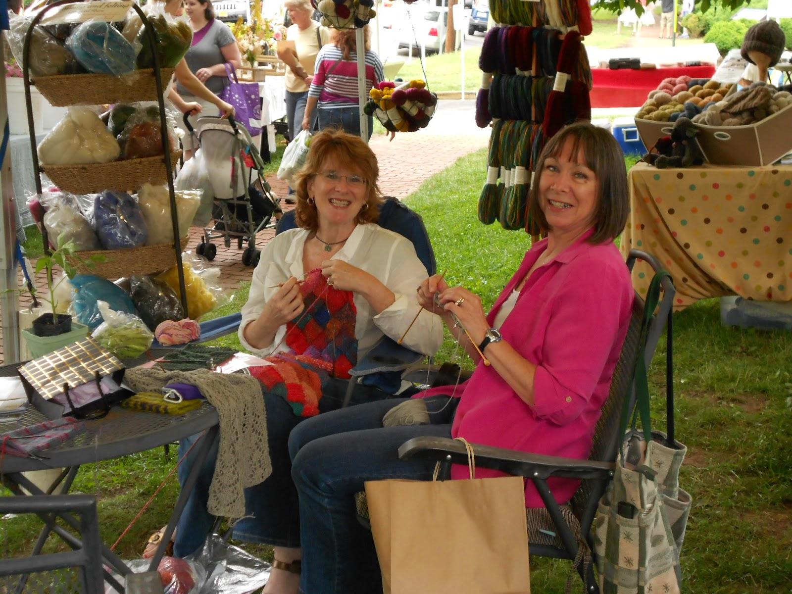 Knitting In Public : Reah janise designs knit in public day