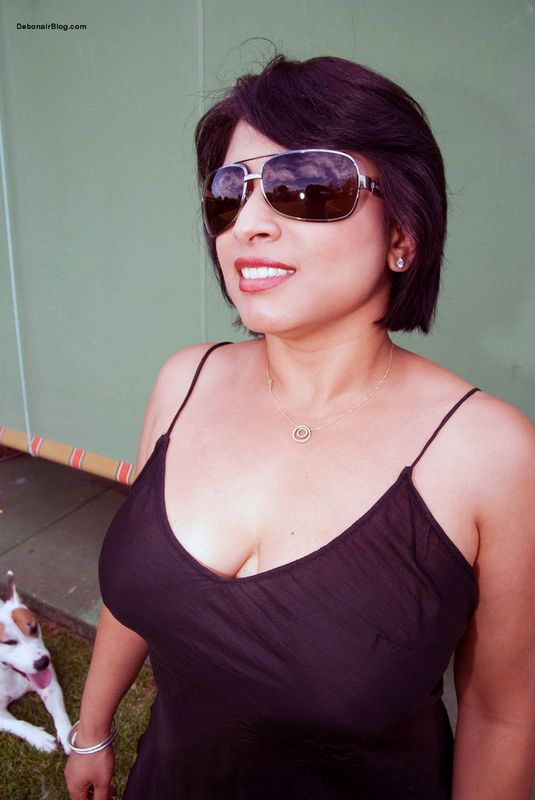 from Gibson desi grand mother boobs