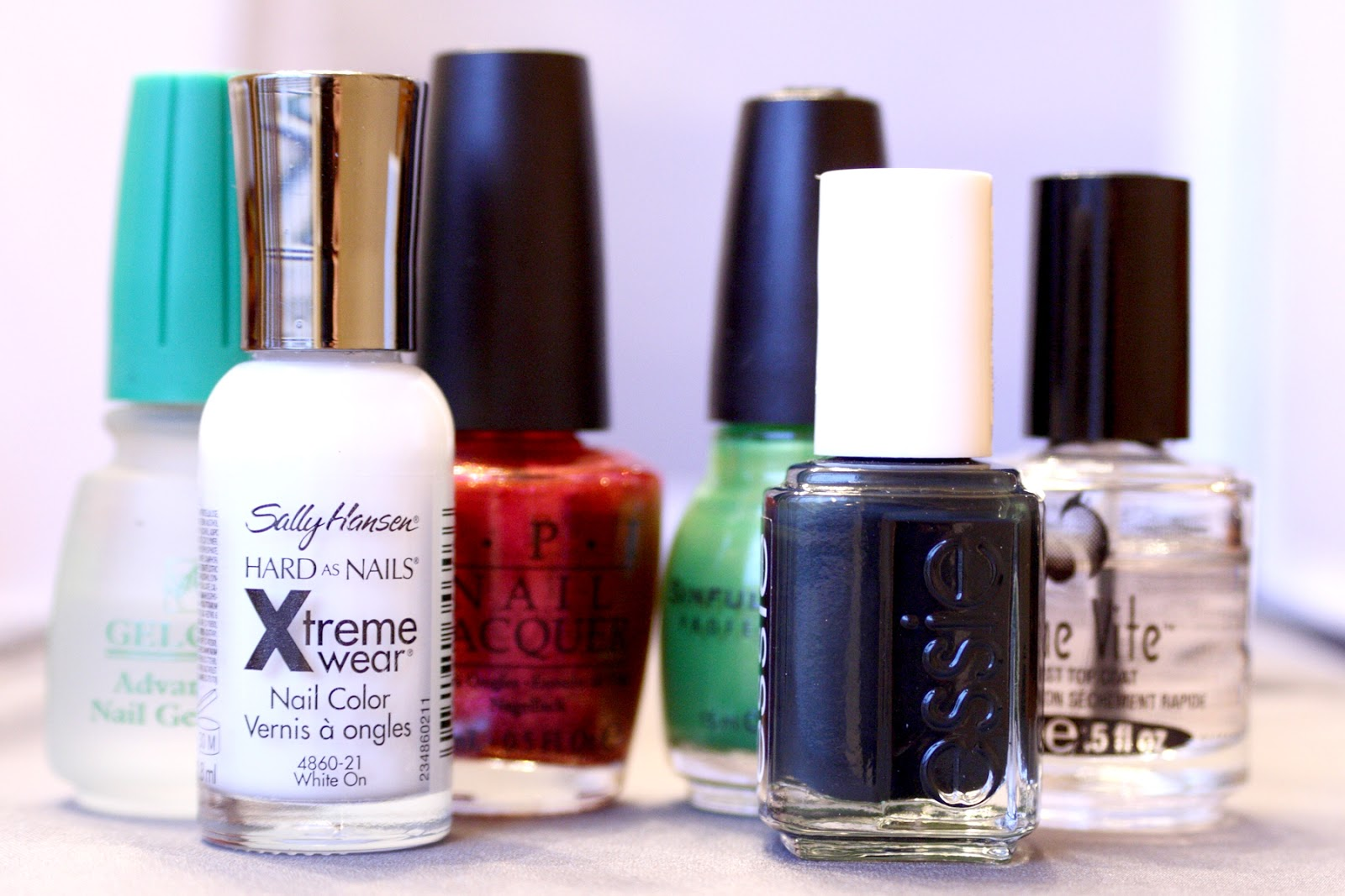 gelous nail gel coat instructions