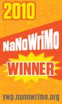 I Won NaNoWriMo (2010)