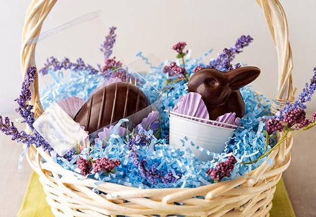 The vegan peach having a vegan easter chocolate easter bunny egg gift set negle Images