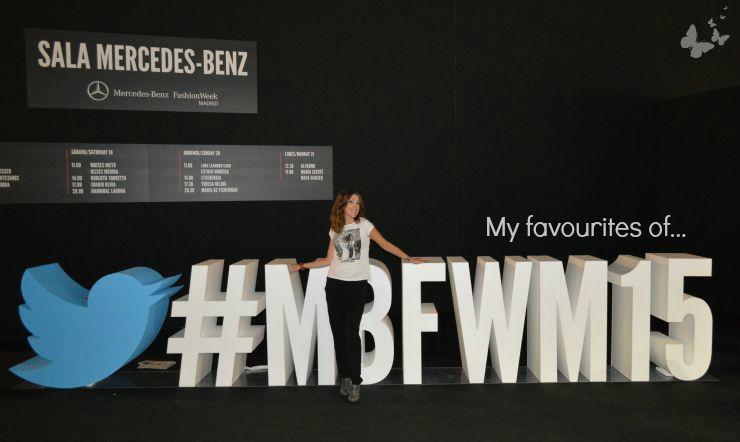 #MODA. MBFW. Mis favoritos de la semana de la moda de Madrid