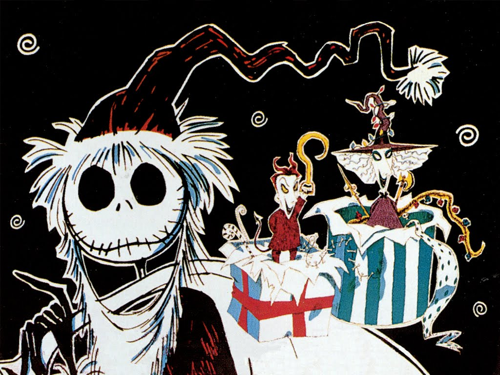 Magnificent Tim Burton Nightmare Before Christmas 1024 x 768 · 156 kB · jpeg