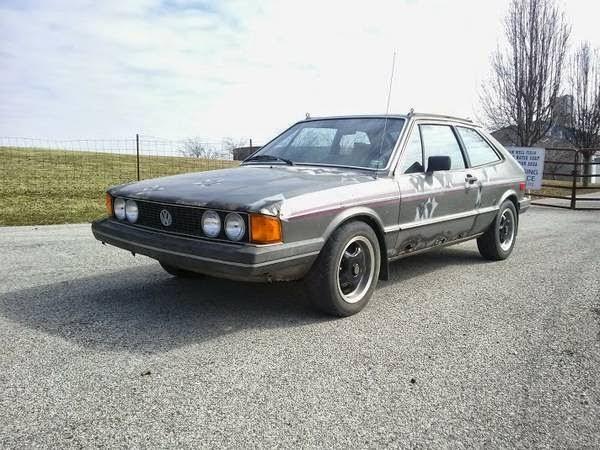1979 VW Scirocco for Sale - Buy Classic Volks