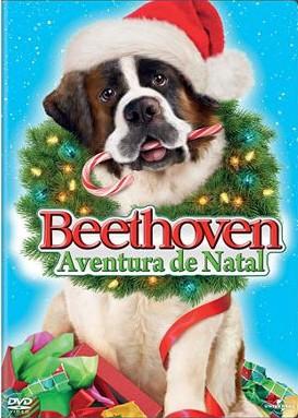 Beethoven+ +Aventura+de+Natal Beethoven   Aventura de Natal   DVDRip AVI Dual Áudio + RMVB Dublado