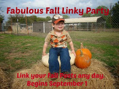 2016 Fabulous Fall Linky Party