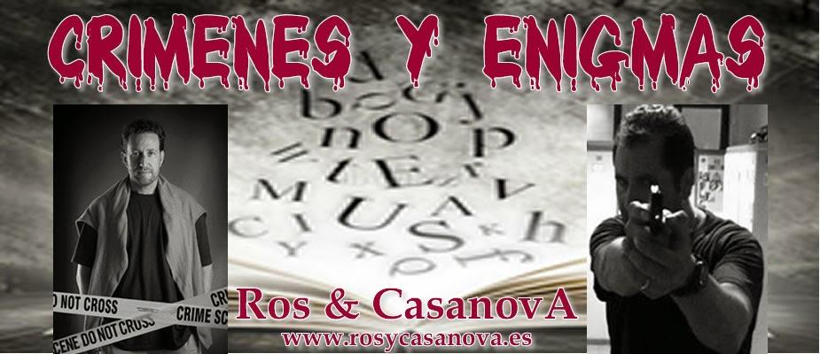 Crímenes y Enigmas. Víctor Ros y Jorge Casanova
