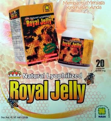 """""""obat-herbal-royal-jelly-nasa-natural-nusantara-madu-penyakit-kolesterol-darah-tinggi-hipertensi-jantung-liver-stamina-vitalitas-seksual-penuaan-berat-badan-asma-menopause-produk-kesehatan-herbal-alami-stroke"""""""