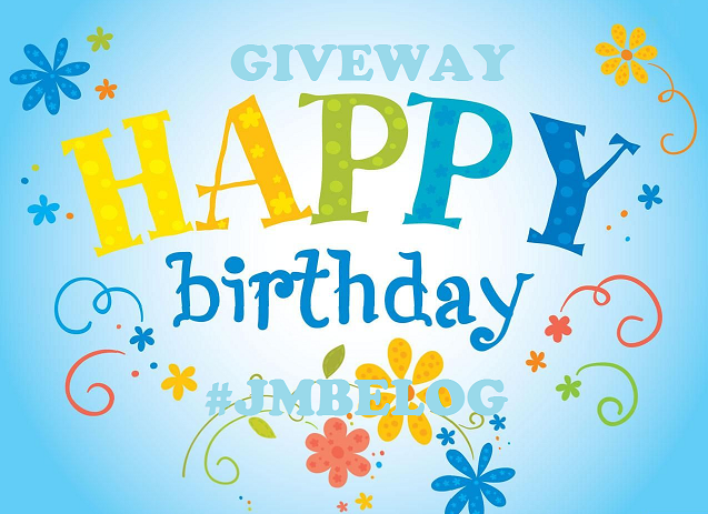 GIVEWAY HAPPY BIRTHDAY #JMBELOG